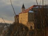 Budova ZUŠ Ledeč nad Sázavou, pohled od hradu a z Horní Ledče_1